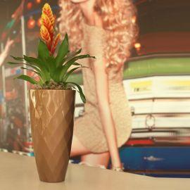 Ghivece - Vaza / Ghiveci de flori / plante / exterior / interior design modern premium VASES NANO PLANTER Ø18x36