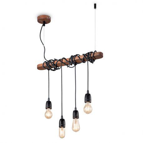 Pendule, Lustre suspendate - Lustra design industrial ELECTRIC SP4