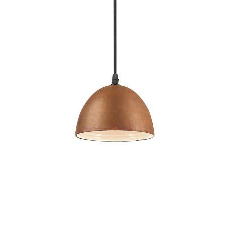 Pendule, Lustre suspendate - Lustra / Pendul design deosebit cu efect de metal oxidat FOLK SP1 D18