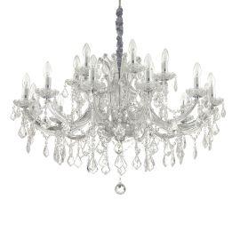 Candelabre, Lustre - Candelabru design elegant NAPOLEON SP18 crom