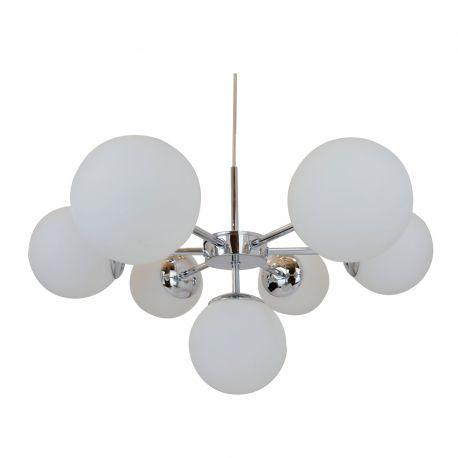 Candelabre, Lustre - Lustra design deosebit cu 7 surse de lumina JENA