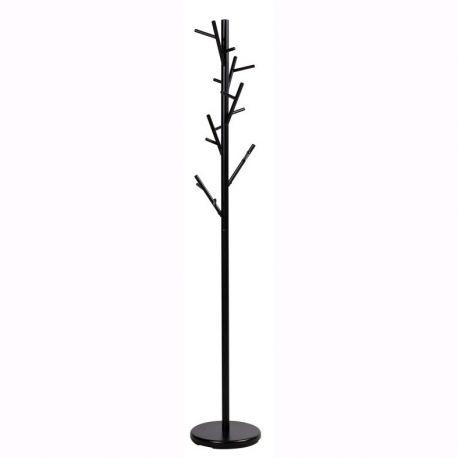 Garderobe - Cuier din metal ZEN, negru