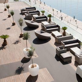Fotolii - Taburete de exterior / interior design modern premium ULM