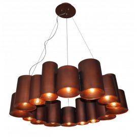 Candelabre, Lustre - Lustra design industrial HL-3567-P16 BRODY OLD COOPER