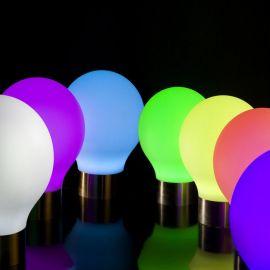 Iluminat exterior - CORP DE ILUMINAT LED RGB DECORATIV THE SECOND LIGHT Ø38cm
