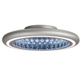 Plafoniere Cristal Swarovski - Lustra LUX, cristale Swarovski, iluminat LED, Infinite Aura 57cm