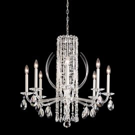 Lustre Cristal Schonbek - Candelabru 8 brate, design LUX cristal Swarovski, Sarella