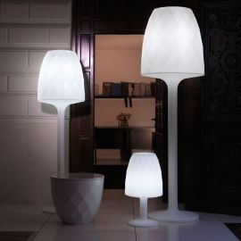 Iluminat exterior - CORP DE ILUMINAT LED DECORATIV VASES FLOOR LAMP H-220cm