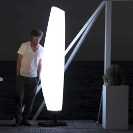 CORP DE ILUMINAT LED RGB DECORATIV BLANCA LAMP