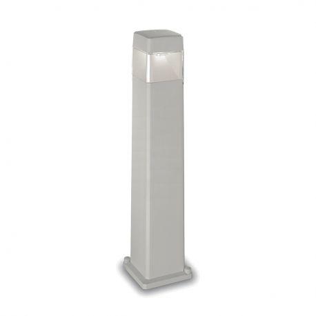 Stalpi - Stalp LED iluminat exterior design modern ELISA PT1 BIG gri