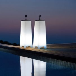 Iluminat exterior - CORP DE ILUMINAT LED DECORATIV MORA LAMP II