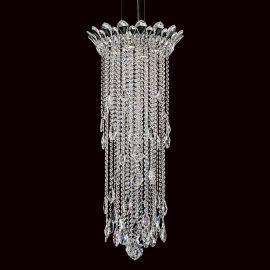 Lustre Cristal Schonbek - Lustra suspendata design LUX cristal Heritage/ Spectra, Trilliane 43cm
