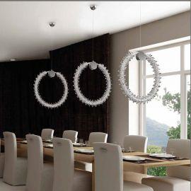 Aplice Cristal Bohemia - Lustra moderna design LUX cristal SPARKLING FROST 55cm