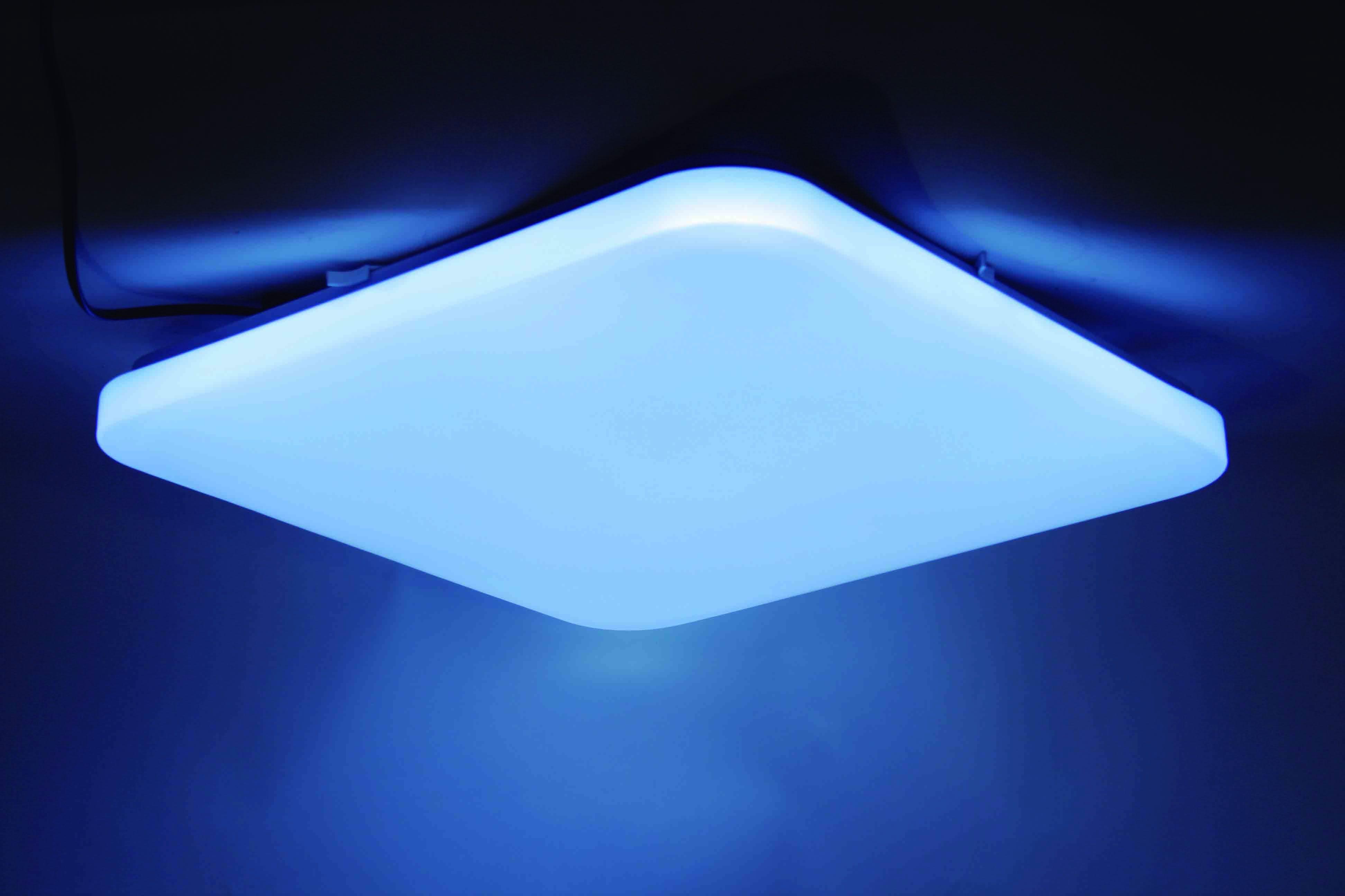 Plafoniera Led Dimabila : Corpuri de iluminat plafoniera led dimabila cu telecomanda dw w
