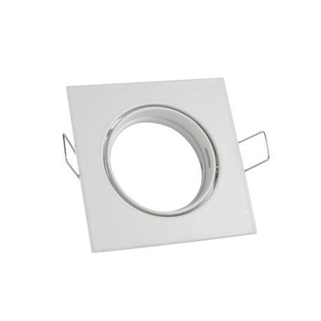 Spoturi tavan fals - Rama Spot incastrabil perete / tavan SAND alb