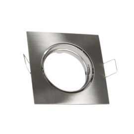 Rama Spot incastrabil perete / tavan SAND nickel