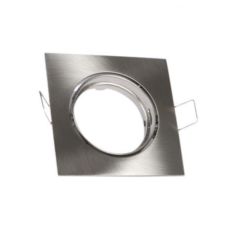Spoturi tavan fals - Rama Spot incastrabil perete / tavan SAND nickel