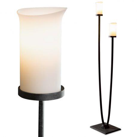 Veioze, Lampadare Fier Forjat - Lampa de podea din fier forjat design torta SL 105