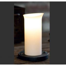 Veioze, Lampadare Fier Forjat - Lampa de masa din fier forjat design lumanare TL 4100
