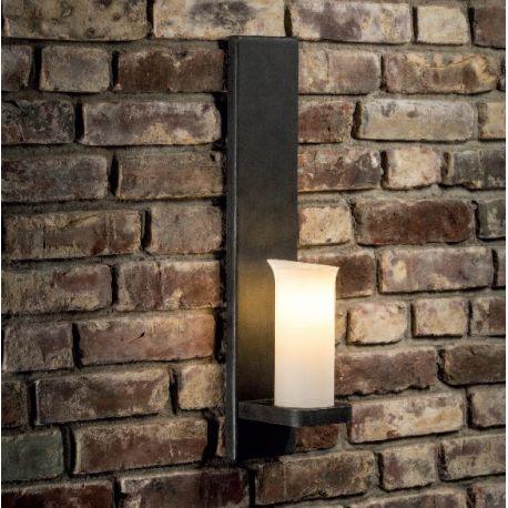 Aplice perete Fier Forjat  - Aplica din fier forjat design lumanare WL 3654