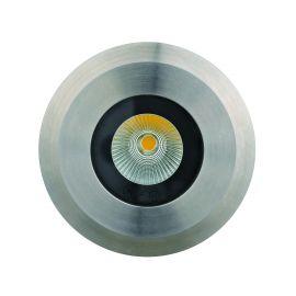 Spoturi - Spot LED incastrabil de exterior pavaj CobSoil Round 3W 3000K