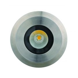 Spot LED incastrabil de exterior pavaj CobSoil Round 3W 5000K