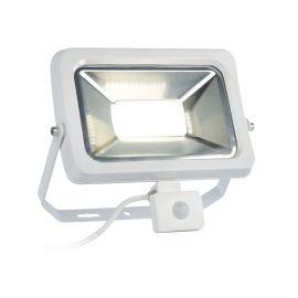 Proiectoare - Proiector LED cu senzor iluminat exterior MASINI 10W