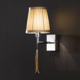 Aplice, corpuri de iluminat pentru pereti - Aplica eleganta design clasic Cortina