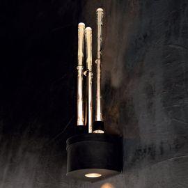 Aplice perete Fier Forjat  - Aplica din fier forjat design rustic WL 3663