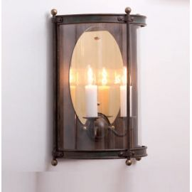 Aplice perete Fier Forjat  - Aplica design rustic din fier forjat WL 3483