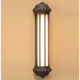 Aplica iluminat exterior din fier forjat, inaltime 72cm LED WL 3653