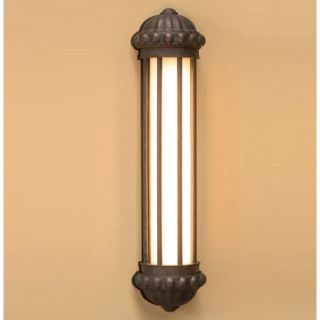 Aplice Exterior Fier Forjat - Aplica iluminat exterior din fier forjat, inaltime 72cm LED WL 3653