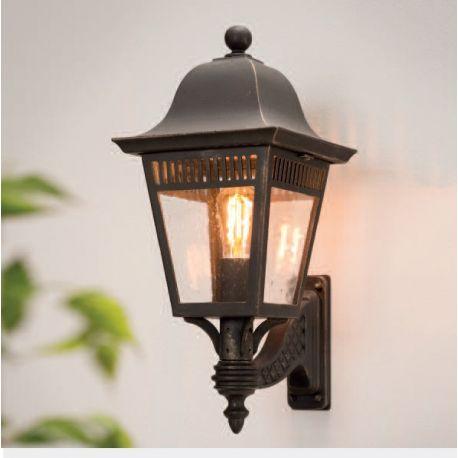 Aplice Exterior Fier Forjat - Aplica iluminat exterior din fier forjat, WL 3640