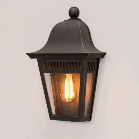 Aplice Exterior Fier Forjat - Aplica 1/2, iluminat exterior din fier forjat, WL 3642