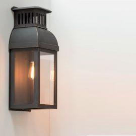 Aplice Exterior Fier Forjat - Aplica iluminat exterior din fier forjat, WL 3628