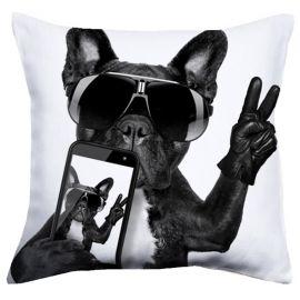 Perne si fete de perne - Perna Cool Dog 40x40