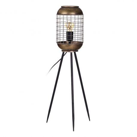 Lampadare - Lampa de podea din metal ORO-NEGRO, 78cm