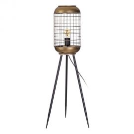Lampadare - Lampa de podea din metal ORO-NEGRO, 94cm