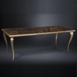 Mese dining - Masa masiva design LUX Adam, 220x100cm