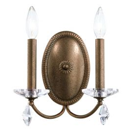 Aplice Cristal Schonbek - Aplica design LUX cu cristale Heritage, Modique MD1002