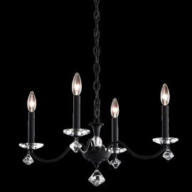 Candelabru 4 brate design LUX cu cristale Swarovski, Modique MD1004