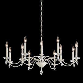 Lustre Cristal Schonbek - Candelabru 12 brate design LUX cu cristale Heritage, Modique MD1012