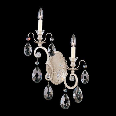 Aplice Cristal Schonbek - Aplica LUX stil baroc cu cristale Heritage, Renaissance 3757 Right