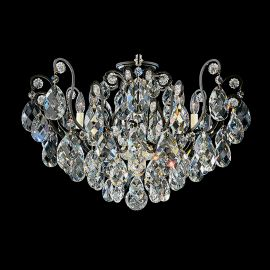 Plafoniera LUX stil baroc, cristal Heritage, Renaissance 3785