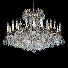 Lustra LUX stil baroc, cristal Heritage, Renaissance 3792