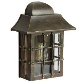 Aplice Exterior Fier Forjat - Aplica iluminat exterior din fier forjat, WL 3506