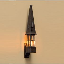 Aplice Exterior Fier Forjat - Aplica iluminat exterior din fier forjat WL 3646