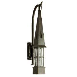 Aplice Exterior Fier Forjat - Aplica iluminat exterior din fier forjat WL 3648