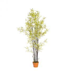 Obiecte decorative - Planta artificiala decorativa pentru exterior BAMBÚ VERDE 153cm