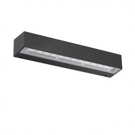 Aplice - Aplica LED de exterior design modern TACANA gri inchis
